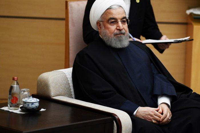 Iranian President Hassan Rouhani. (Reuters Photo)