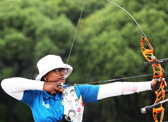 The Archery Association of India has been suspended by the sport's world body over violations of governance rules, raising fresh concerns about the participation of Indian archers under the national flag at the 2020 Tokyo Olympics. (Twitter/@india_archery)
