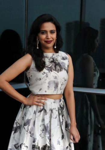 Bollywood actress Swara Bhasker said hatred is being legitimised through terms like 'tukde tukde' gang and legislation like CAA and the National Register of Citizens (NRC).