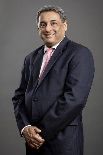 Tata Steel CEO TV Narendran (tatasteel.com)