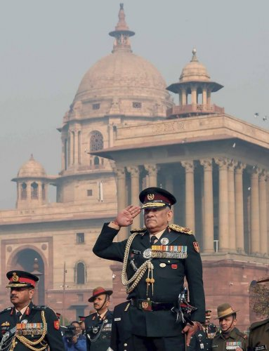 The directions were issued at a meeting of important functionaries of the Headquarters of the Integrated Defence Staff convened by General Rawat. PTI
