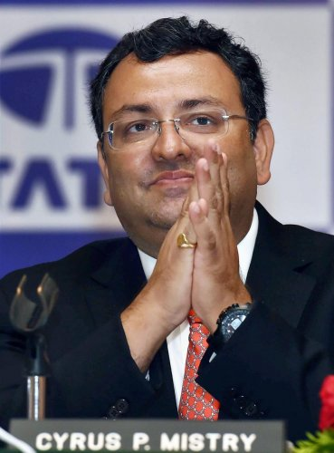 In a judgement, mwhich Cyrus Mistry was reinstated as the executive chairman of Tata Sons. (PTI photo)