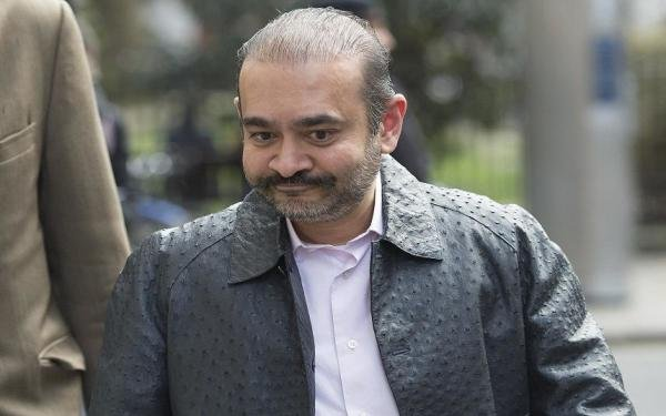 Fugitive diamond merchant Nirav Modi. (DH File Photo)
