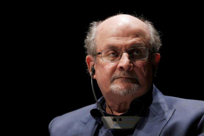 Salman Rushdie. AFP file photo