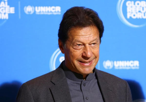 Pakistan Prime Minister Imran Khan (REUTERS/Denis Balibouse photo)