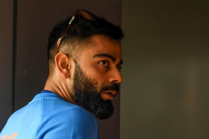 India recently played Day/Night Tests and that's about the change Kohli would like in the five-day version for now. (AFP photo)