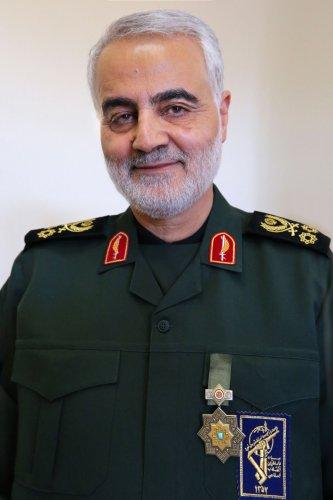 Iranian Major-General Qasem Soleimani. (Wikimedia Commons Photo)