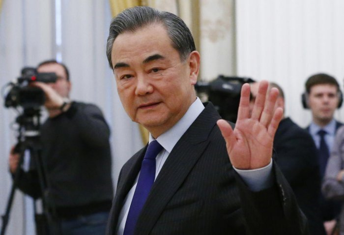 China's Foreign Minister Wang Yi. (Reuters photo)