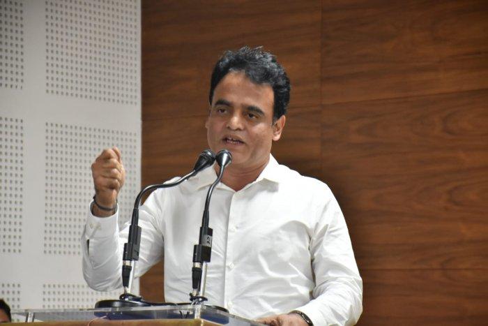 Narayan opined that linking Ramanagara with Bengaluru's image will help the district improve further.Photo/Twitter (@drashwathcn)
