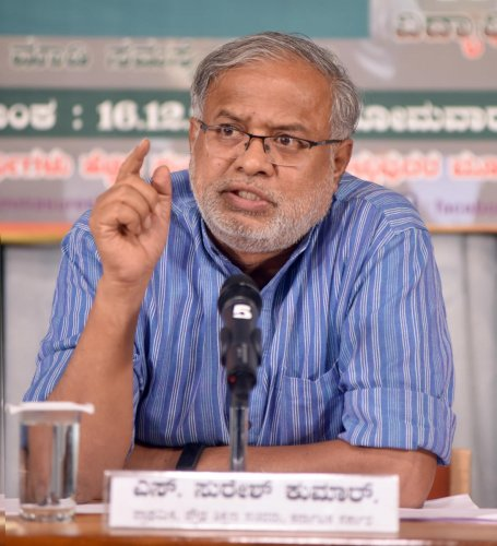 """Minister for Primary and Secondary Education S Suresh Kumar vowed to send notices to the schools absent at the workshop. """"We will seek an explanation (for their absence),"""" he added."""