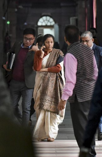 Finance Minister Nirmala Sitharaman had expressed confidence that these two big PSU sal off would take place before March 2020.
