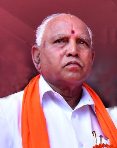 """The Chief Minister's Office said Modi had """"personally spoken"""" with Yediyurappa, asking him to come to New Delhi with a detailed report."""