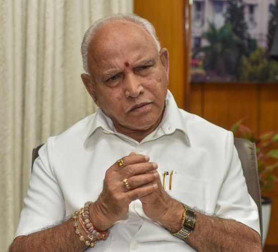 Apart from Mahesh, two other legislators Murugesh Nirani and first-time MLA Dattatreya Patil Revoor also met the CM during the day.