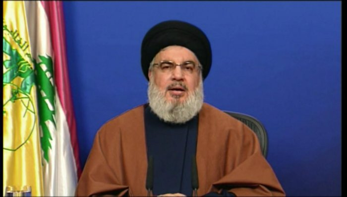 Hassan Nasrallah. (AFP photo)