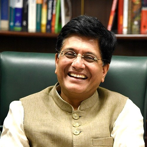 Minister for Commerce and Industry, Piyush Goyal. (Wikimedia Commons Photo)