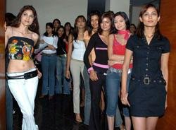 For modelling, music, Bollywood, Ukrainian youth head for India