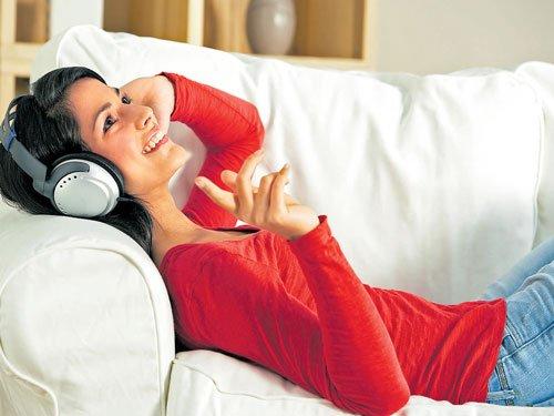 When music heals