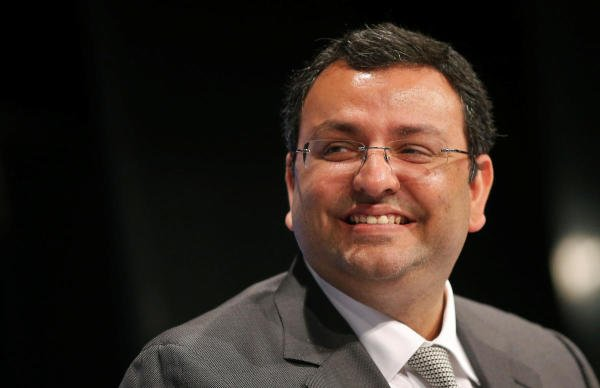 Cyrus Mistry, chairman of Tata Group. (Reuters photo)