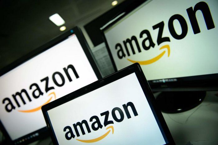 The development comes after Amazon had agreed to buy 49 percent stake in Future Coupons Ltd that in turn holds stake in Future Retail Ltd (FRL) last year. (Photo Credit: AFP)