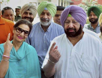 Congress, Akalis bag one seat each in Punjab by-poll