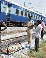 Three bodies found on railway track