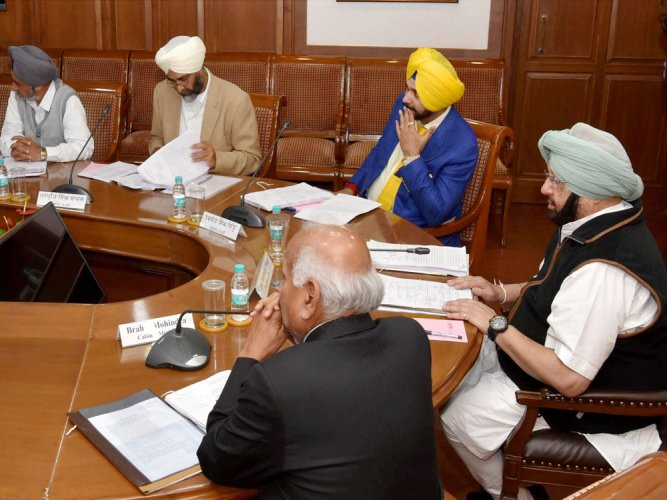 Punjab govt okays 33% reservation for women in state jobs