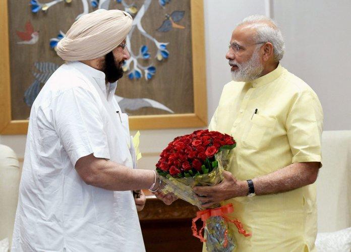 Amarinder wants Modi to let his govt sell surplus Punjab power to Pakistan
