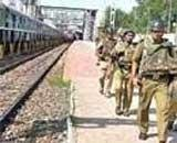 Maoists blow up railway tracks in Bengal, warehouse in Orissa