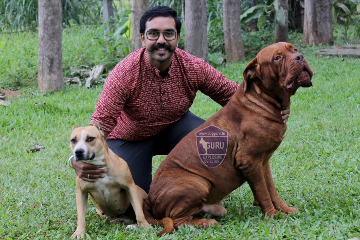 Amrut Sridhara Hiranya says allowing dogs to be their natural self is important.