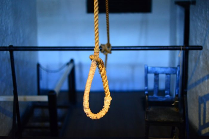 ''It (execution) is my job....the convicts committed a heinous crime and deserve death penalty,'' 55-year-oldPawan Jallad said.