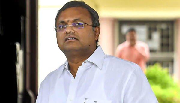 Congress leader Karti Chidambaram. (DH File Photo)