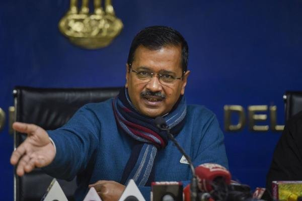 Chief Minister of Delhi Arvind Kejriwal. (PTI photo)
