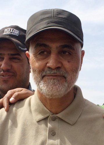 The British foreign ministry said the talks would cover the fallout from the US killing of Qasem Soleimani as well as Tehran's latest step back from the 2015 nuclear deal. Reuters file photo