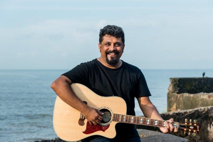 Singer Raghu Dixit