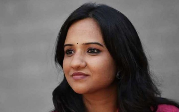 Kannada playback singer Shilpa Madhusudhan. (Courtesy: Facebook)