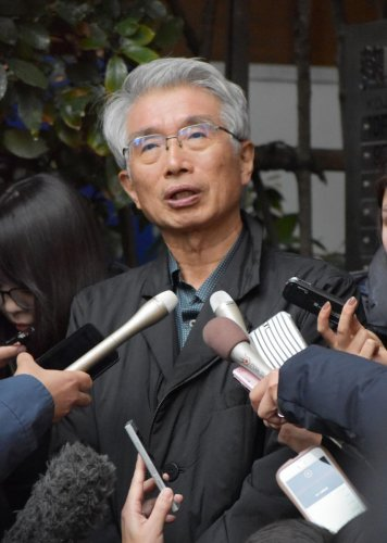 Junichiro Hironaka: Would the 'Razor' live up to the 'acquittal guarantor' tag? (AFP Photo)
