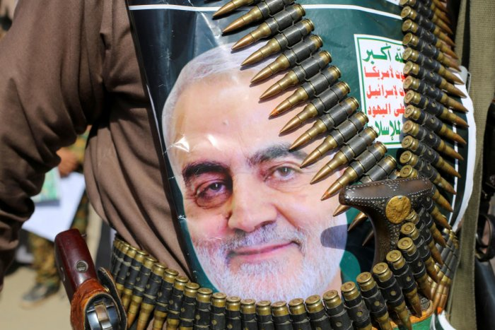 Iranian Major-General Qassem Soleimani. (REUTERS photo)