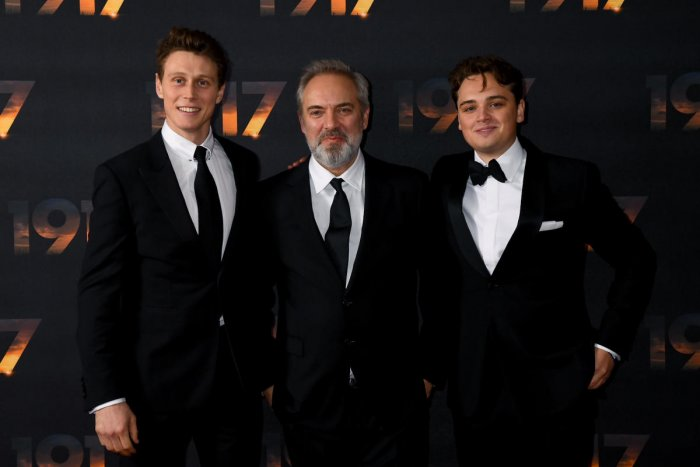 Sam Mendes's 1917 has exploded into Oscar contention following its dramatic wins at the Golden Globes. (Photo:Twitter/@1917)