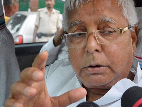 Rail budget disappointing, say former Railway ministers Lalu, Nitish