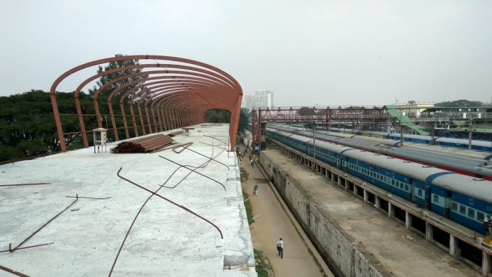 At majestic, two metro stations fail to connect to railway station
