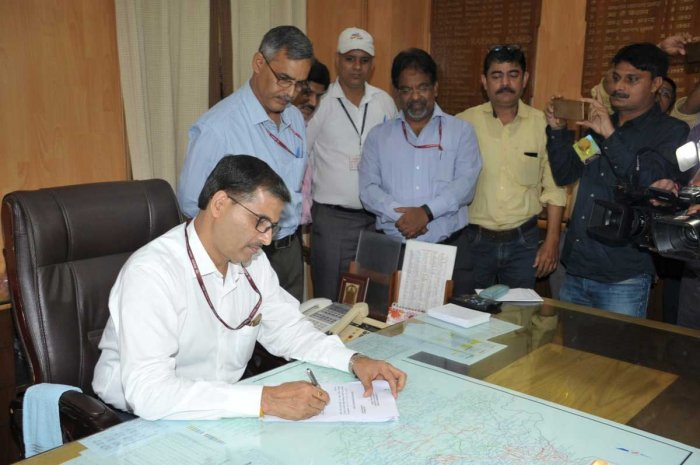The first such class will be held at the Rail Museum on July 27 for 150 officers and supervisors each from the Railway's 17 zones, a senior official said on Thursday.  Chairman Railway Board Ashwani Lohani would be the keynote speaker. (File photo)