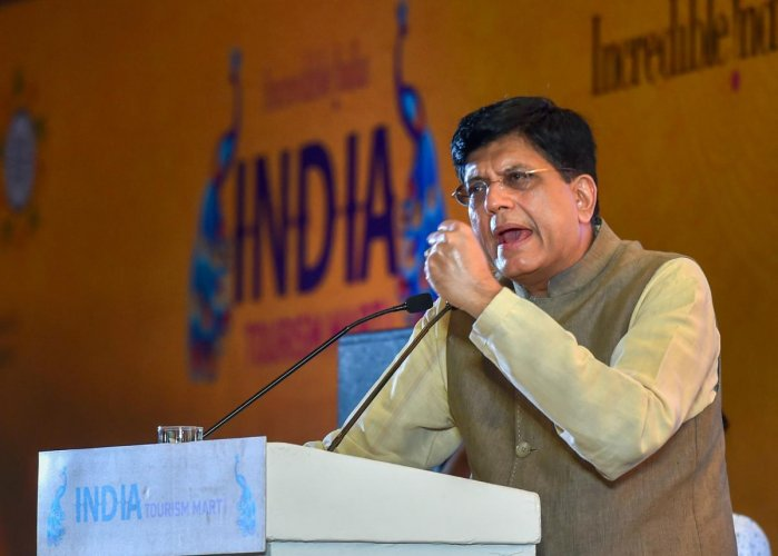Since Piyush Goyal took over as the railway minister, the stress has been on installation of CCTV cameras and providing wifi connections at the stations across the railway network. PTI Photo
