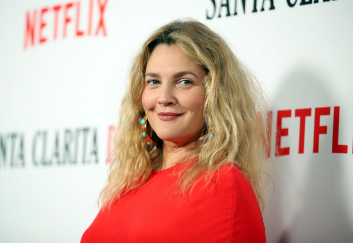 EgyptAir stood by its story after US actor Drew Barrymore's agents denied she took part in an interview with the airline's in-flight magazine that went viral over its bizarre content on Thursday. AFP File