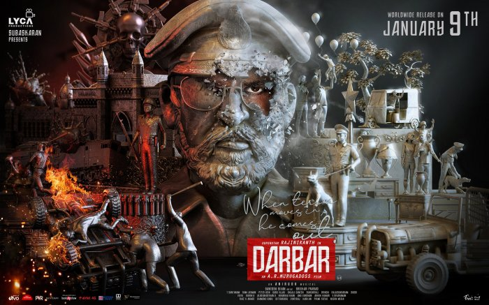 Amid its shortcomings,Darbarteaches us a big lesson. In Indian commercial cinema today, there is nobody like Rajinikanth.