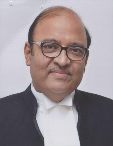 Lokpal member Justice Dilip B Bhosale. (Photo: Allahabad High Court website)