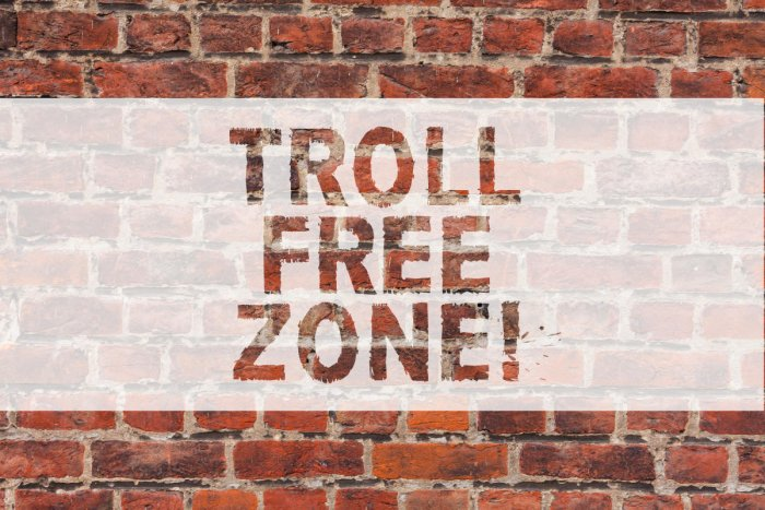 image showing stoppage of trolls. (representative image, file photo)