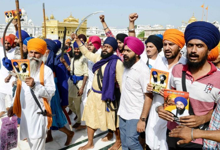 The decision is expected to have unfavourable reactions from the radical pro-Khalistan activists (AFP Photo)