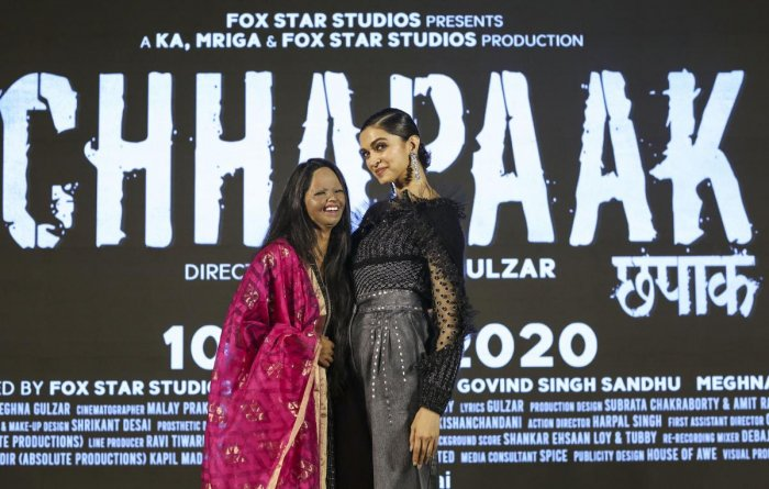 Laxmi Agarwal's lawyer filed a lawsuit in court for not being given due credit for her contribution in the movie. (PTI Photo)