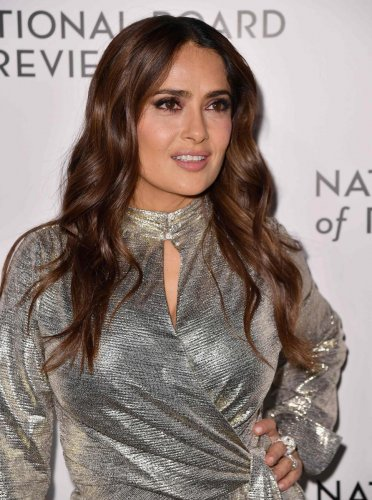 Salma Hayek and Tiffany Haddish are hopeful about the future for women in Hollywood. (Credit: AFP Photo)