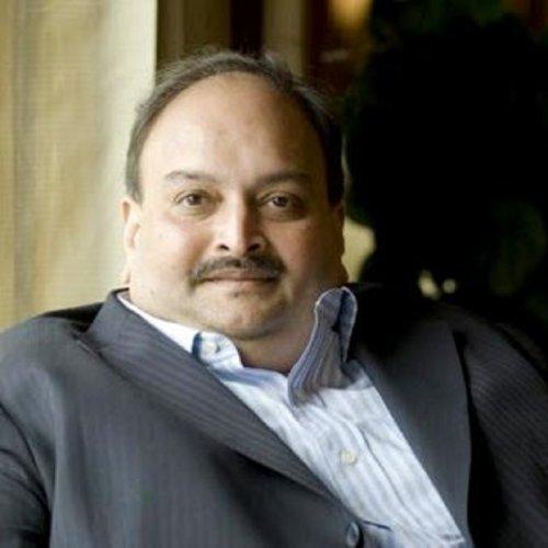 Mehul Choksi. (File Photo)